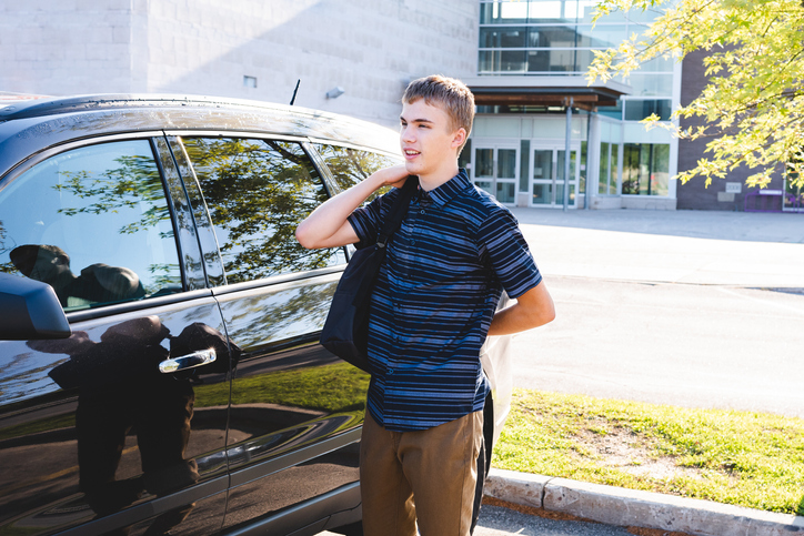 Is My Teen Driver Covered by My Auto Insurance if They Were Involved in a Car Wreck?
