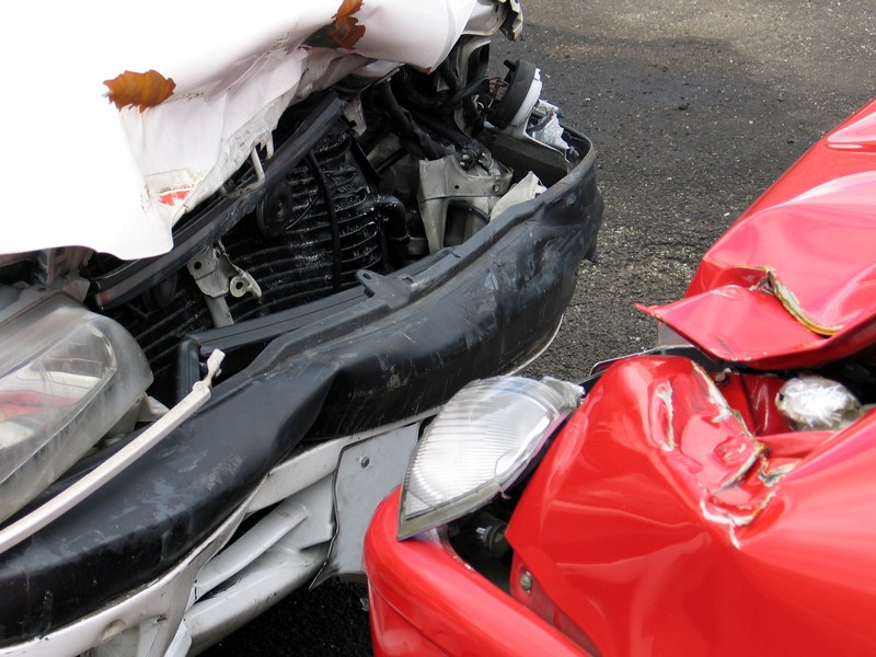 How often is aggression a factor in car wrecks?